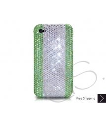 National Series Bling Swarovski Crystal Phone Case - Nigeria