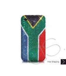 National Series Bling Swarovski Crystal iPhone 6 and iPhone 6 Plus Case - South Africa