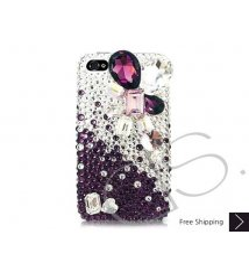 Noble Diamond Bling Swarovski Crystal Phone Cases