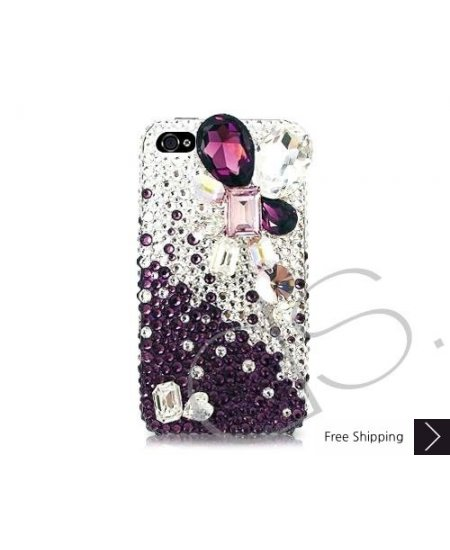 Noble Diamond Bling Swarovski Crystal Phone Cases