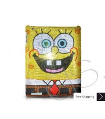 Spongebob Swarovski Crystal iPad 2 New iPad Case
