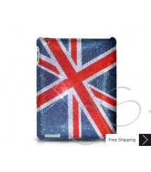 Mini Coper S Swarovski Crystal iPad 2 New iPad Case
