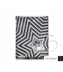 Multi Stars Crystal New iPad Case