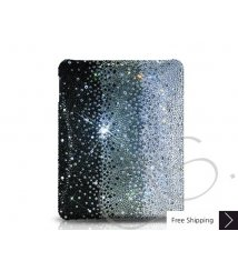 Graphite Swarovski Crystal iPad 2 New iPad Case