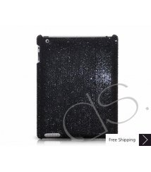 Classic Crystal New iPad Case - Black