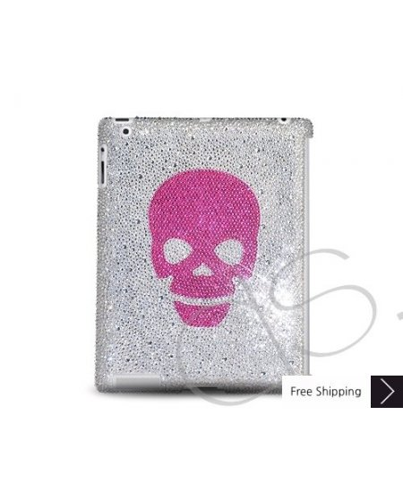 Red Skull Swarovski Crystal iPad 2 New iPad Case