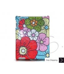 Bouquet Crystal New iPad Case