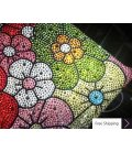 Bouquet Swarovski Crystal iPad 2 New iPad Case