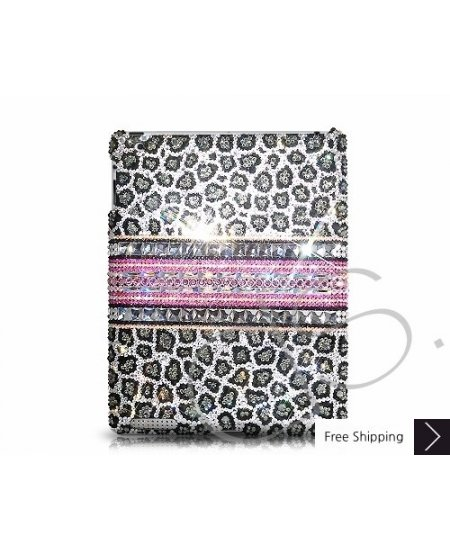 Sash Swarovski Crystal iPad 2 New iPad Case