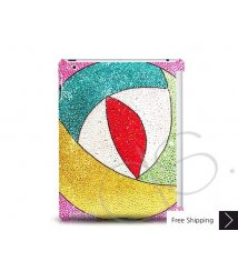 Geometry Swarovski Crystal iPad 2 New iPad Case