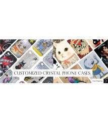 CREATE YOUR OWN SWAROVSKI IPHONE 4 CASES