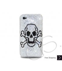 Poison Crystallized Swarovski iPhone 4 Case - Silver