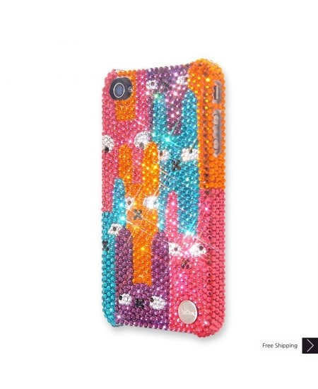 Suspicious Rabbits Crystal iPhone 4 and iPhone 4S Case