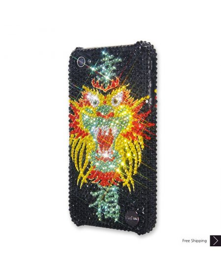 Dragon Luck Crystal iPhone 4 and iPhone 4S Case