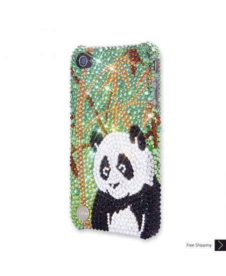 Panda Crystal iPhone 4 and iPhone 4S Case