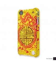 Longevity Crystal iPhone 4 and iPhone 4S Case