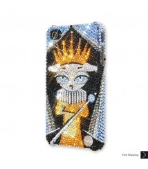 The King Crystal iPhone 4 and iPhone 4S Case