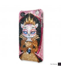The Queen Crystal iPhone 4 and iPhone 4S Case