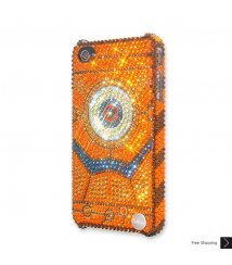 Robot Crystal iPhone 4 and iPhone 4S Case