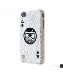Aces High Crystal iPhone 4 and iPhone 4S Case