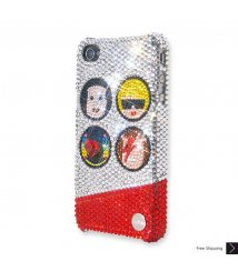 Clubbing Crystal iPhone 4 and iPhone 4S Case