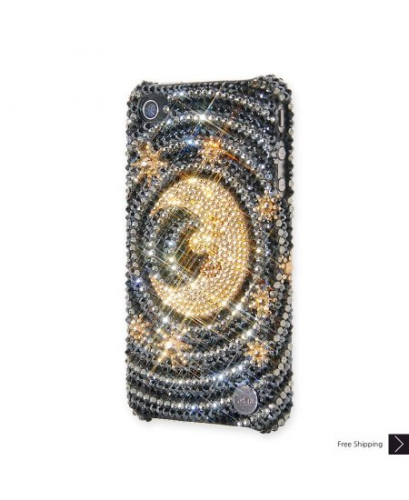 Universe Crystal iPhone 4 and iPhone 4S Case
