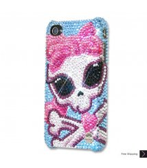 Skullily Crystal iPhone 4 and iPhone 4S Case