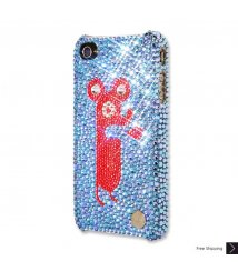 Knot Crystal iPhone 4 and iPhone 4S Case