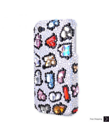 Embed Crystal iPhone 4 and iPhone 4S Case