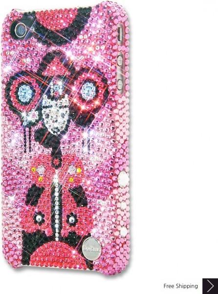 織姫クリスタル iPhone 4 と 4 s の iPhone ケース
