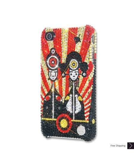 The Couple Crystal iPhone 4 and iPhone 4S Case