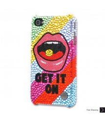 'Get It On' Crystal iPhone 4 and iPhone 4S Case