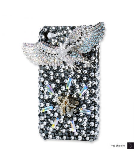 Eagle Crystal iPhone 4 and iPhone 4S Case