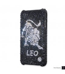 Leo Crystal iPhone 4 and iPhone 4S Case