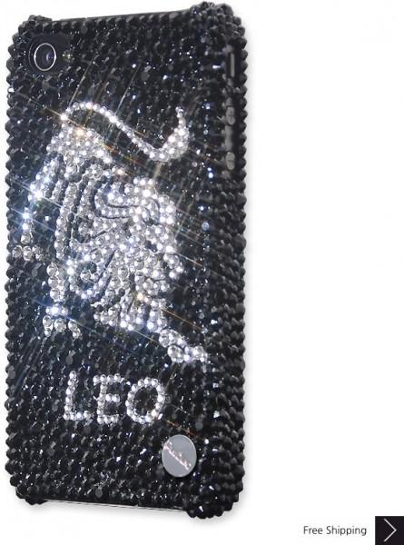 レオ クリスタル iPhone 4 と 4 s の iPhone ケース