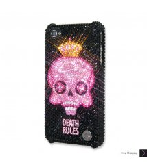 Death Rules Crystal iPhone 4 and iPhone 4S Case