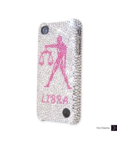 Libra Crystal iPhone 4 and iPhone 4S Case