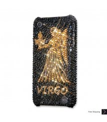Virgo Crystal iPhone 4 and iPhone 4S Case