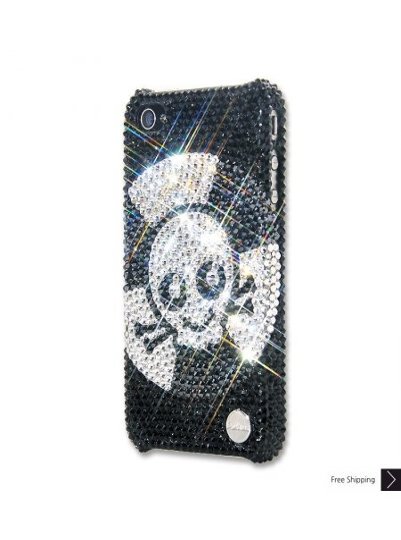 安全な核クリスタル iPhone 4 と 4 s の iPhone ケース