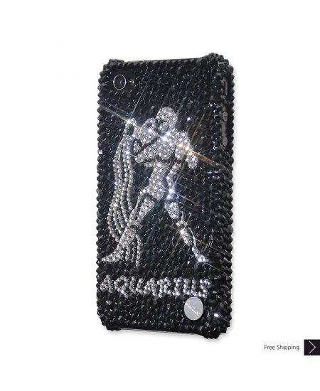 Aquarius Crystal iPhone 4 and iPhone 4S Case