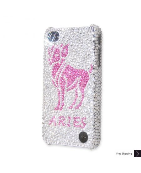 Aries Crystal iPhone 4 and iPhone 4S Case