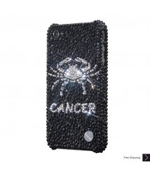 Cancer Crystal iPhone 4 and iPhone 4S Case
