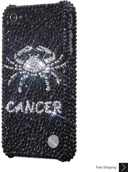 がんクリスタル iPhone 4 と 4 s の iPhone ケース