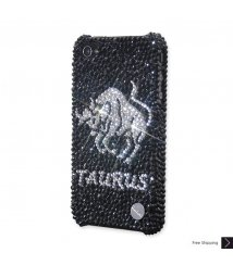 Taurus Crystal iPhone 4 and iPhone 4S Case
