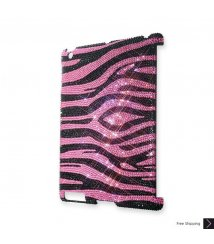 Zebra Crystal iPad 2 Case