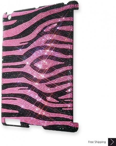 ゼブラ クリスタル iPad 2 ケース