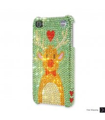 Rudolf Crystal Phone Case