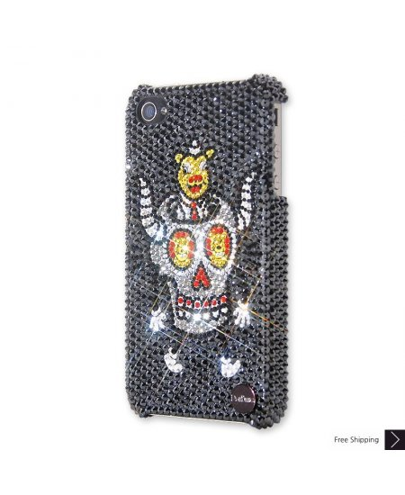 Jimmy's Death Ride Crystal Phone Case