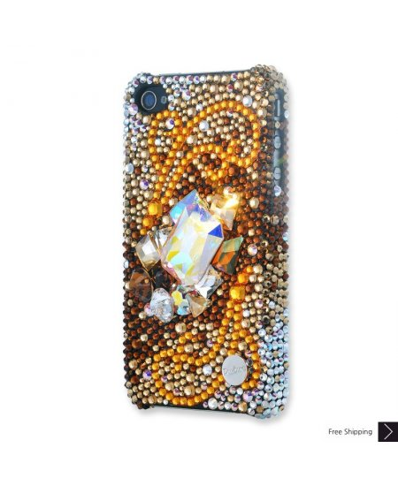 Natasha Crystal Phone Case