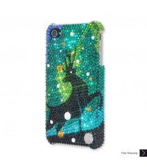 Fluorescent Rudolf Crystal Phone Case